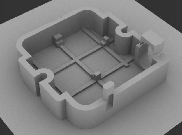 MTiG_USB.v01 3d printed Better render.