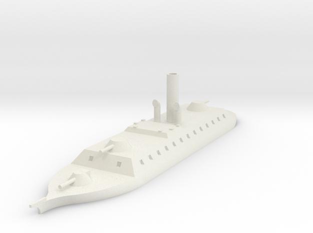 1/700 Sondor River Cruiser, Rectangular Casemate