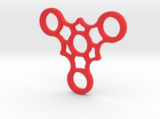 EasyGrip in Red Processed Versatile Plastic