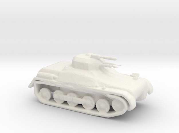 LightTankAnti-Infantry LTAI in White Natural Versatile Plastic