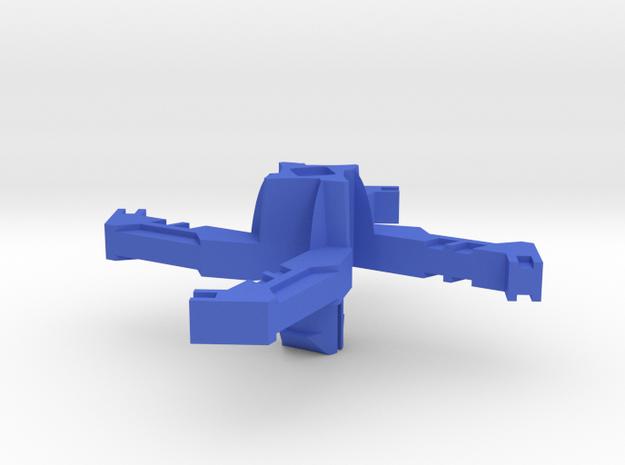 Titans Return Seaspray Propeller  in Blue Strong & Flexible Polished