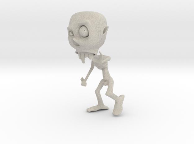 Minion Posed in Sandstone