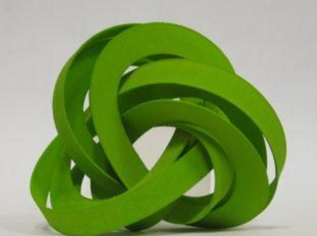 mobius strip 3d printed Description