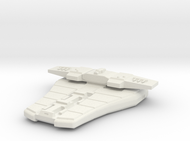3788 Scale Maesron Destroyer (DD) MGL in White Strong & Flexible
