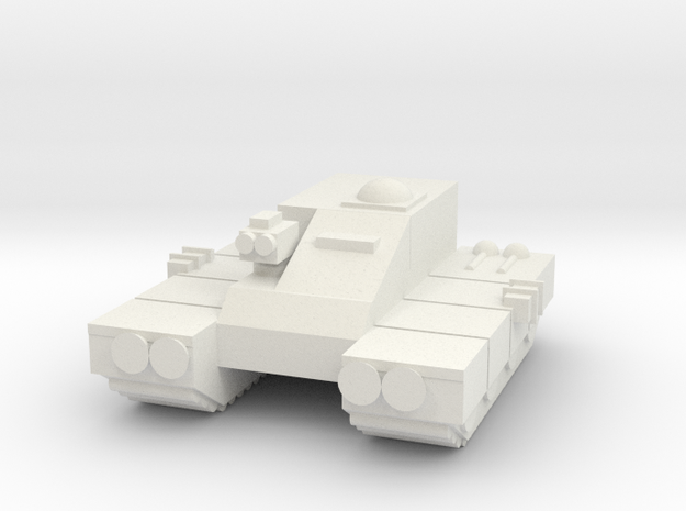 6mm - Apc in White Strong & Flexible