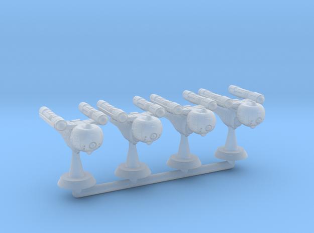 Terran Pegasus Class Squadron - 1:7000 in Smooth Fine Detail Plastic
