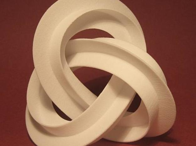 mobius strip 3d printed l1