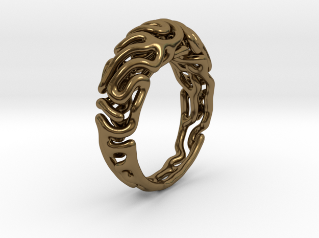 Reaction Diffusion Ring 5, Size 60