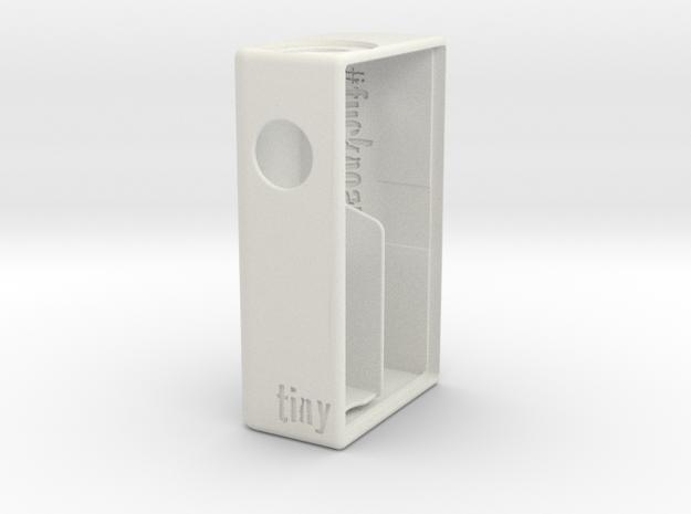 TLF# - Calm Kong Body - 18650 in White Natural Versatile Plastic