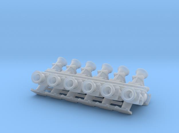 LS3 1/18 OBX Crossram V12  in Smooth Fine Detail Plastic