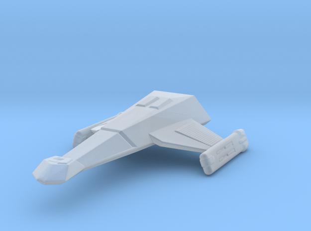Klingon K23 (Little Killer) 1/5000 Attack Wing in Smooth Fine Detail Plastic