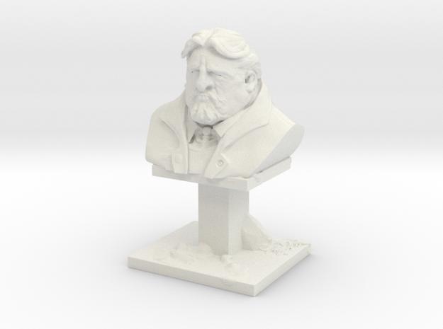 Nanite Fulcrum : Figurine One in White Natural Versatile Plastic: Medium
