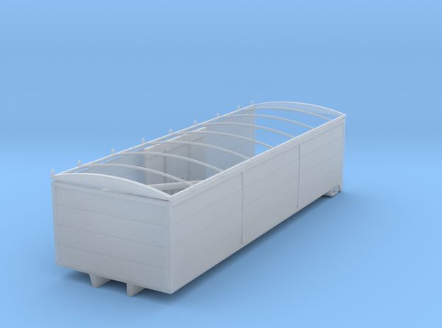 1/64 Grain Box 26foot in Smooth Fine Detail Plastic