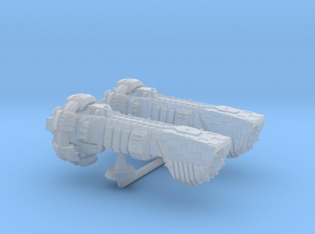 Tir Class Heavy Battler - 1:20000 in Smooth Fine Detail Plastic
