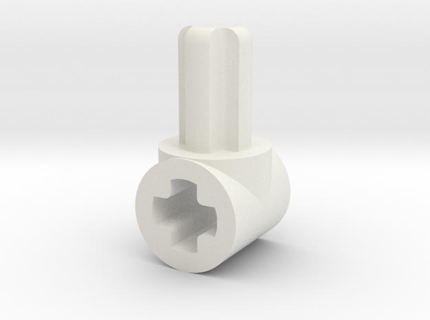 Lego - compatible F+M Axle Connector
