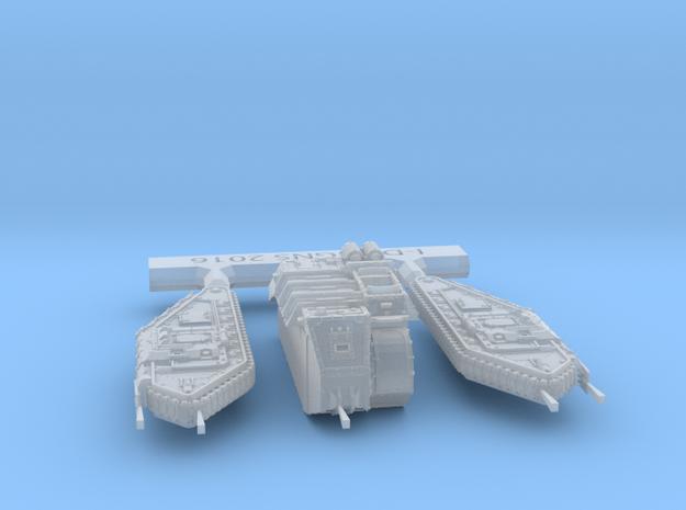 Guard Drakosan Armoured Transport Body