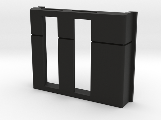 PC200 Expansion Slot Door in Black Natural Versatile Plastic