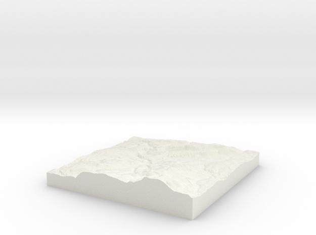 Blackburn W360 S420 E370 N430  in White Natural Versatile Plastic