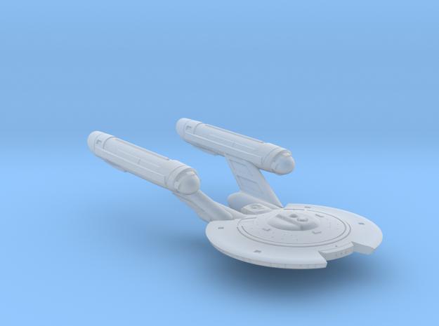 Terran Loki Class Frigate - 1:7000 in Smooth Fine Detail Plastic