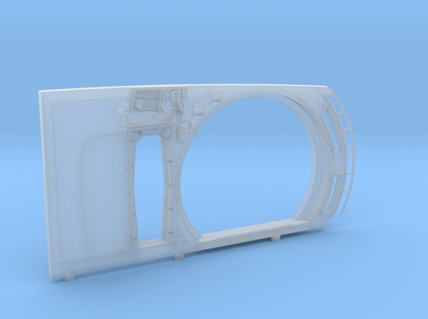 DeAgo Falcon Hold Port Wall - A in Smooth Fine Detail Plastic