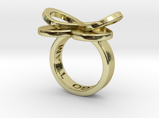 AMOUR in 18k gold in 18k Gold: 7 / 54