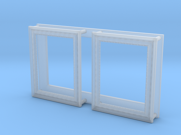 """Picture Frame 1/2"""" x 21/32""""-35 in Smoothest Fine Detail Plastic"""
