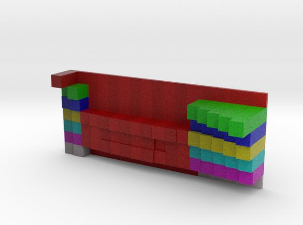 Electronegativity II in Full Color Sandstone