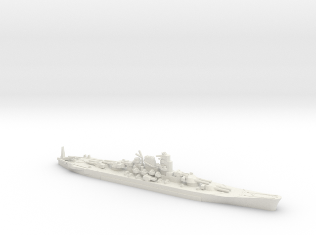 1/800 IJN Projected Never Were Super Yamato