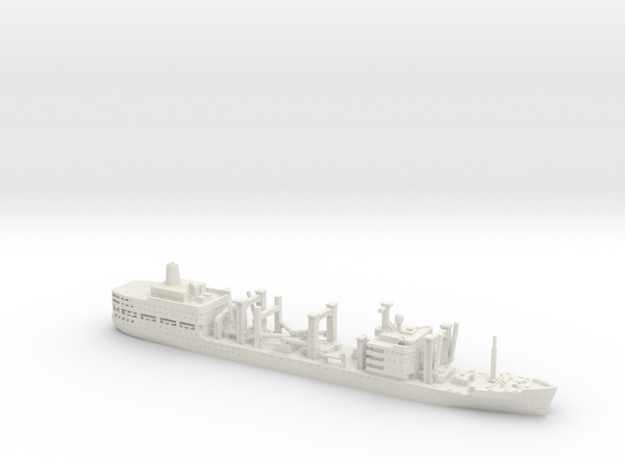 1/700 RFA Resource in White Natural Versatile Plastic