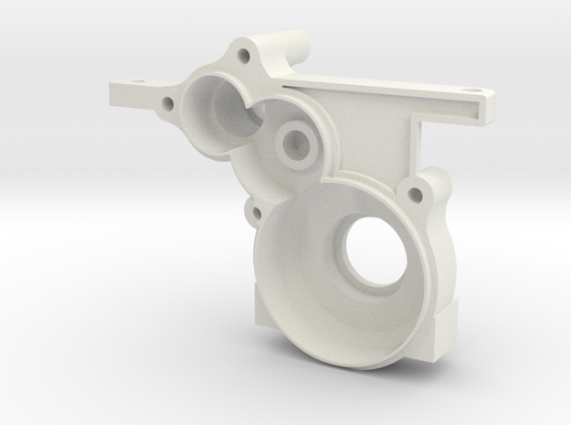 Team C - 3 Gear Standup RH Case in White Strong & Flexible
