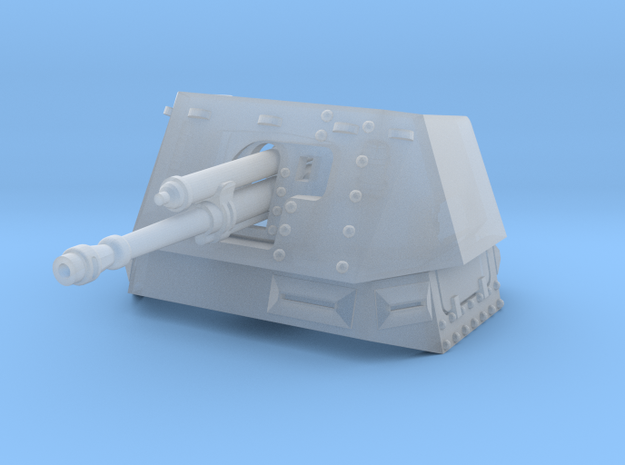 PanzerJager 1 (Fighting Compartment) in Smooth Fine Detail Plastic