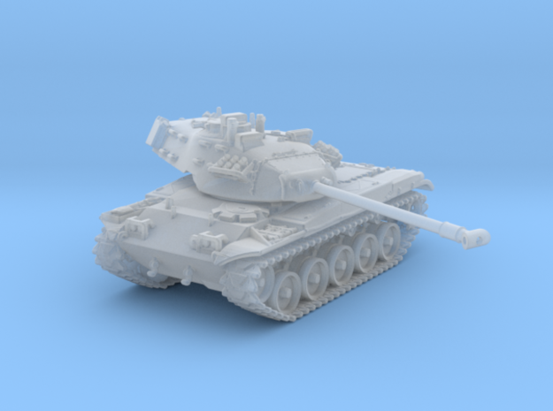 1/144 US M41 Walker Bulldog Light Tank in Smooth Fine Detail Plastic