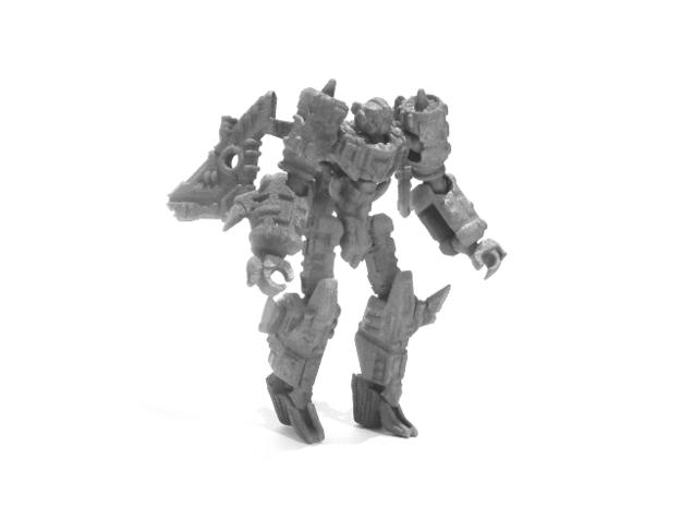 """02-ASV """"Recon"""" 3d printed 02-ASV """"Recon"""": Robot Mode"""