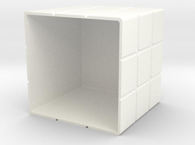 SKITTLES SHELL BODY 3.0 in White Processed Versatile Plastic