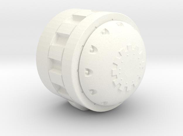 Martian Sand Crawler Neutrino Beam Adapter
