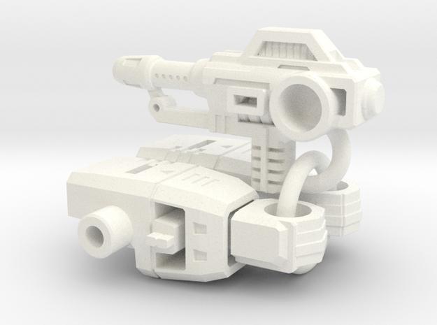 Cameraman's new Arms