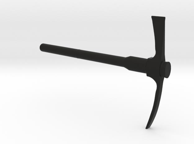 Mattock Type 1 - 1/10 in Black Natural Versatile Plastic