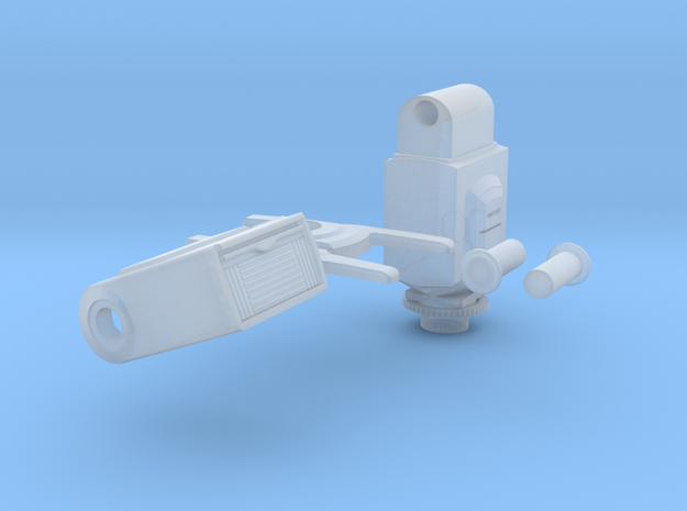1:6 scale NEEWER Flash module in Smoothest Fine Detail Plastic