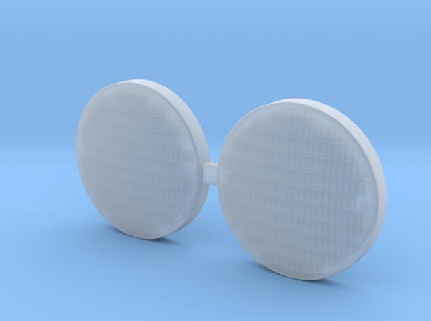 AJ10055 Spot Light Lens in Frosted Ultra Detail