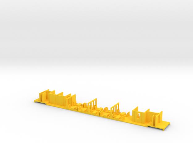 SJ BF4 interiör in Yellow Strong & Flexible Polished