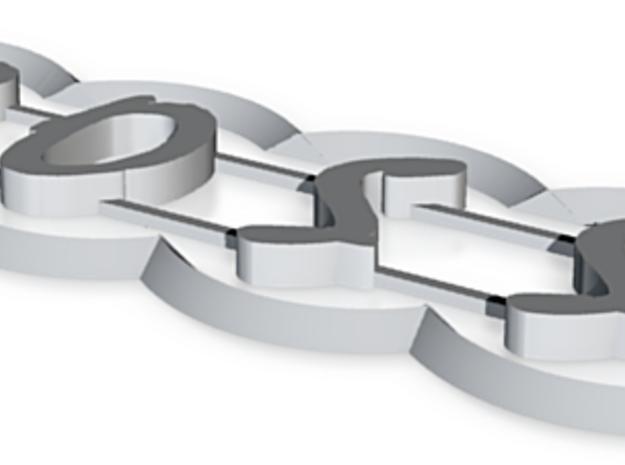 Logo Audi Boss 3d printed