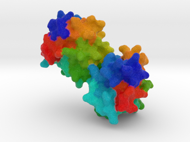 Cytochrome C in Full Color Sandstone