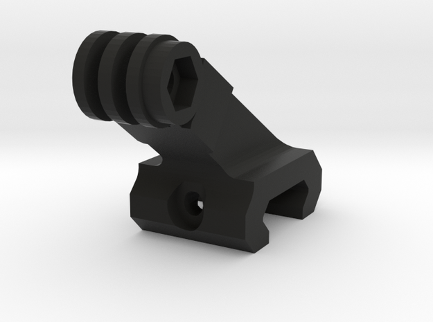 GOPRO mount 22mm system in Black Strong & Flexible