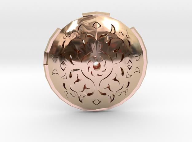 Hollow Rune Medallion