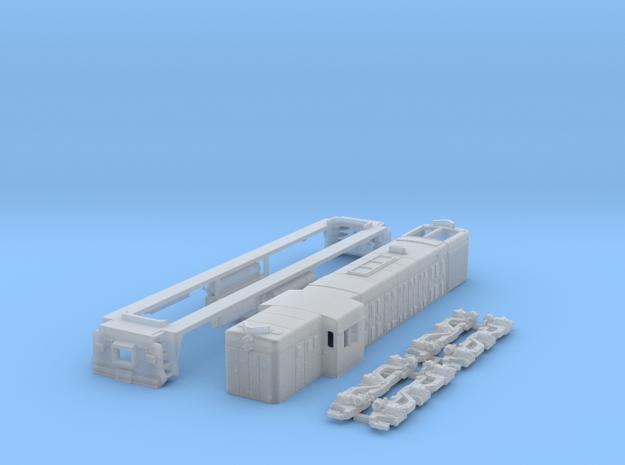 N Scale MRS-1 locomotive