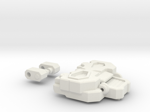 The Inquisitor's Chest for Titans Return