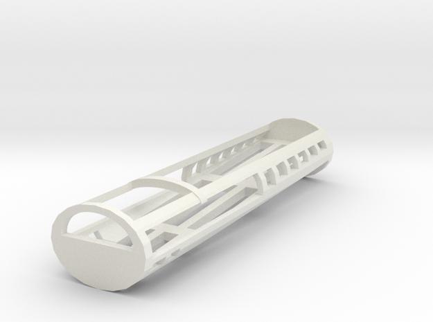 Chopsticks Holder For Dishwasher in White Strong & Flexible