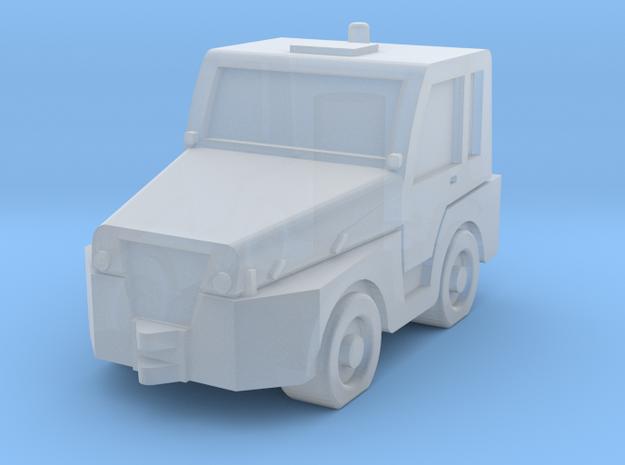 Comet12 tractor in Smoothest Fine Detail Plastic: 1:400