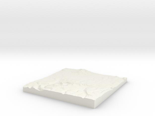 Croydon W530 S160 E540 N170 in White Strong & Flexible