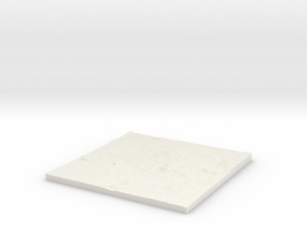 Harrow W510 S180 E520 N190 London in White Strong & Flexible